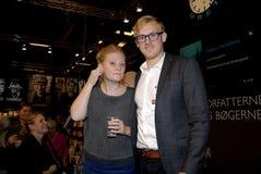 KOPENHAGEN-BUCH FAIR-2015_ Stockfotografie