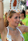 Kopenhagen Carnaval Royalty-vrije Stock Foto