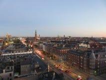 Kopenhagen, Dänemark Stockfotos