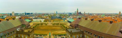 Kopenhagen, Dänemark Stockfotografie