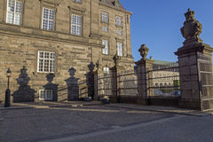 Kopenhagen, Dänemark, 2014, Altbau Lizenzfreie Stockfotografie