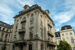 Kopenhagen, Dänemark - historisches Stadtzentrum Lizenzfreies Stockfoto