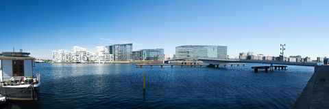 Kopenhagen, Dani Obrazy Stock