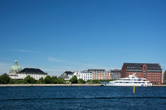 Kopenhagen, Danimarca Fotografia Stock Libera da Diritti