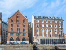 Kopenhagen Danmark Stockbild