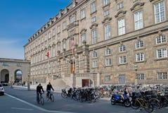 Kopenhagen. Denemarken royalty-vrije stock foto's