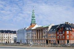 Kopenhagen. Denemarken royalty-vrije stock foto