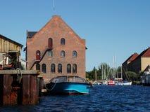 Kopenhagen, Denemarken stock foto's