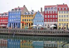 Kopenhagen, Denemarken Stock Afbeelding