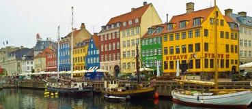 Kopenhagen, Denemarken Stock Foto