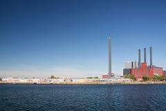 Kopenhagen, Dinamarca Imagens de Stock Royalty Free