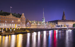 Kopenhagen Dänemark Stockfoto
