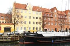 Kopenhagen (København) royalty-vrije stock foto