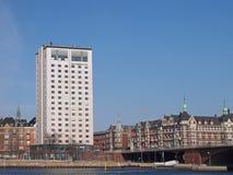 Danhostel Kopenhagen Stadt Stockfoto