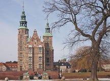 Rosenborg Renaissanceschloss Stockfotografie