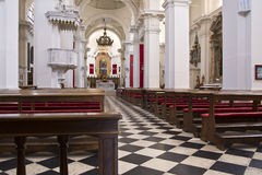 Koper Cathedral Royalty Free Stock Photo