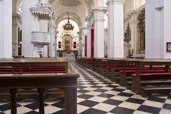Koper Cathedral royalty free stock photo