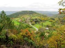 Koper slovenska Istra - fotvandra och cykla Royaltyfri Foto