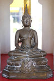 Koper Thais Boedha/Thailand Royalty-vrije Stock Foto