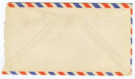 koperta otwierająca panelu retro boczna łza Fotografia Stock
