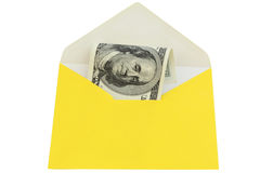kopertowy kolor żółty Zdjęcie Stock