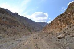 Kopet dag il Turkmenistan fotografia stock