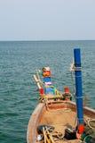 Kopf des Fischerbootes Lizenzfreies Stockbild