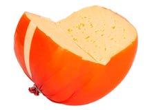 Kopf des Käses Lizenzfreies Stockfoto