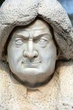 Kopf des Steins lizenzfreies stockbild