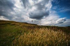 Kopf und Leuchtturm Flamborough Stockfotografie
