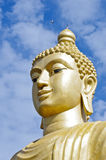 Kopf von Buddha Lizenzfreie Stockbilder