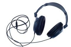 Kopfhörer Stockfoto