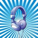 Kopfhörer Lizenzfreie Abbildung