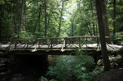Kopfloser Reiter-Brücke an der schläfrigen Höhle Lizenzfreie Stockfotografie
