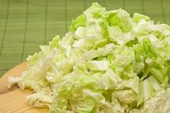 Kopfsalat Lizenzfreies Stockfoto