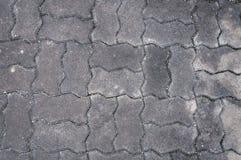 Kopfsteinhintergrund, Stein, der Beschaffenheit pflastert Lizenzfreie Stockfotografie