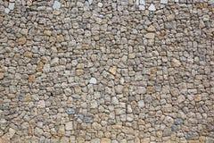 Kopfsteinwand Stockbilder