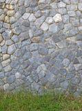 Kopfsteinwand Stockfotos