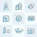 Kopftextkonzepte für Dokument, Artikel oder Web site Stockfotografie