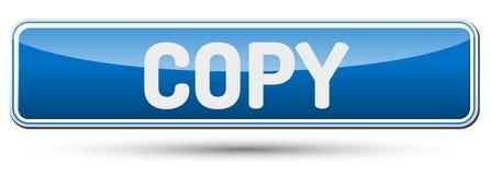 KOPIA - Abstrakt härlig knapp med text stock illustrationer