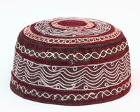 Kopiah hat. For muslims Stock Photo