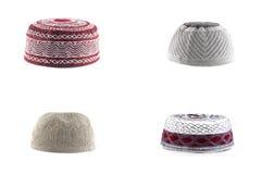 Kopiah hat for muslims. Stock Images