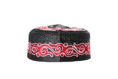 Kopiah hat for muslims Royalty Free Stock Image