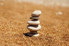 Kopiec na piasku Fotografia Stock