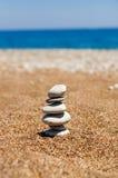 Kopiec na piasku Obrazy Stock