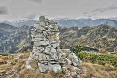 kopiec Pyrenees fotografia stock