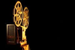 kopiera gammalt projektoravstånd Fotografering för Bildbyråer