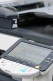 kopiera maskinen Fotografering för Bildbyråer