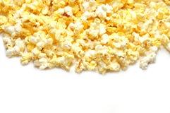 kopiera popcornavstånd Royaltyfri Bild