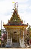 Kopieren Sie die Kirche in Thailand-Tempel Lizenzfreies Stockfoto